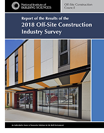 2018 Off-Site Construction Industry Survey