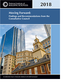 2018 Moving Forward Report Cover