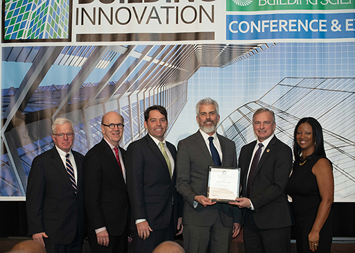 Mitigation Saves Report Sponsors accepting 2019 Institute Honor Award