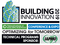 Building Innovation 2019 Technical Sponsor IAPMO