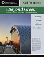 Beyond Green Awards Call for Entries