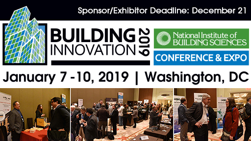 Building Innovation 2019 Opportunities